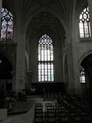 Eglise Saint-Nizier - Français:   Transept sud de l\'église Saint-Nizier de Troyes (10).