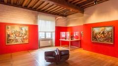 Ancien Evêché - English: Collections of the musée d'art moderne de Troyes