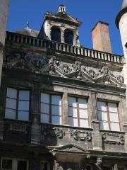 Hôtel de Vauluisant -  Hôtel de Vauluisant, Troyes.