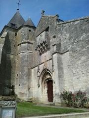 Eglise - Français:   Église Saint-Rémi d\'Aouste