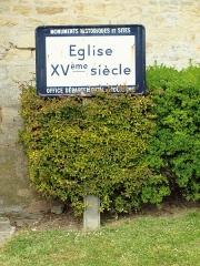 Eglise - Français:   Église Notre-Dame d\'Attigny (Ardennes, France)