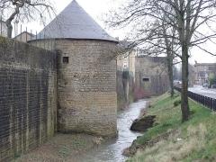 Enceinte -  Les Fortifications de Mézières Charleville-Mézières Ardennes France
