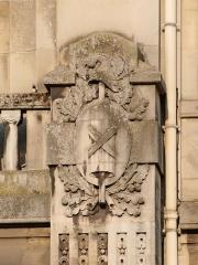 Hôtel de ville - Ancien hôtel de ville de Mézières (Ardennes, France)