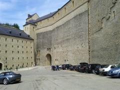 Château-haut -  fort de Sedan