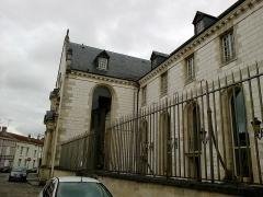 Couvent de Vinetz -  Marne Chalons-En-Champagne Prieure De Vinetz Chapelle 21062016