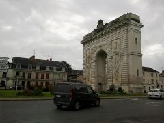 Porte Sainte-Croix -  Marne Chalons-En-Champagne Porte Sainte-Croix 21062016