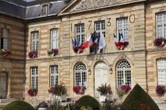 Hôtel de ville - Français:   La mairie