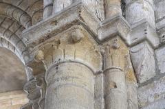 Eglise de la Nativité de la Vierge - Deutsch: Katholische Kirche Notre-Dame-de-la-Nativité in Sermaize-les-Bains im Département Marne in der Region Grand Est/Frankreich, Kapitelle