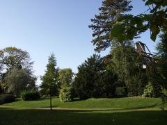 Couvent des Récollets -  Vitry-le-François (51300 - FRANCE): photographies  Vitry-le-François (51300 - FRANCE):  Hôtel de ville (parc)