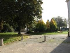 Couvent des Récollets -  Vitry-le-François (51300 - FRANCE): photographies  Vitry-le-François (51300 - FRANCE): Hôtel de ville (entrée du parc)