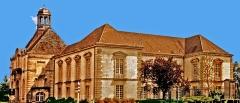 Couvent des Récollets -  Town hall of Vitry-le-Francois, France