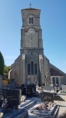 Eglise - Français:   Église Saint-Thibaut de Clefmont