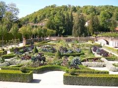 Château du Grand-Jardin et son parc -  Joinville - Chateau du Grand Jardin - parc d'inspiration Renaissance