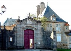 Hôtel du Breuil-de-Saint-Germain -  Langres - Hôtel du Breuil-de-Saint-Germain - Portail