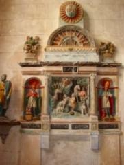 Eglise -  Vision de Saint-Hubert (© Francis MONTIGNON) GFDL   Francis MONTIGNON
