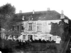 Maison des Gardes de l'ancien château -