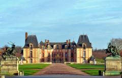 Domaine du château de Grosbois - Euskara: Grosbois gaztelua