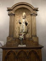 Eglise Saint-Germain-l'Auxerrois - Chapelle Saint-Germain de l'église Saint-Germain-l'Auxerrois, Fontenay-sous-Bois.