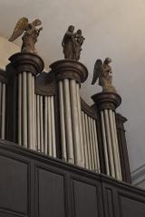Eglise Saint-Cyr-Sainte-Julitte - Deutsch: Katholische Pfarrkirche Saint-Cyr-Sainte-Julitte in Villejuif im Département Val-de-Marne (Île-de-France/Frankreich), Orgel