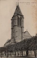 Eglise Saint-Cyr-Sainte-Julitte - Église Saint-Cyr-Sainte-Julitte de Villejuif