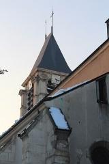 Eglise Saint-Cyr-Sainte-Julitte - Église Saint-Cyr-Sainte-Julitte de Villejuif.