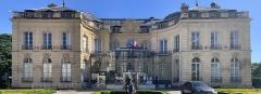 Hôtel de ville, ancien hôtel seigneurial - Français:   Hôtel de ville d\'Épinay-sur-Seine.