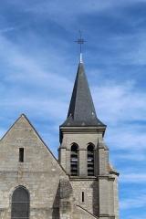 Eglise Saint-Baudile - Église Sainte-Baudile à Neuilly-sur-Marne.