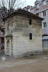 Eaux du Pré-Saint-Gervais : Fontaine du Pré-Saint-Gervais - Français:   Fontaine Louis XII du Pré-Saint-Gervais.
