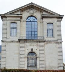 Ancienne abbaye Saint-Denis, actuellement maison d'éducation de la Légion d'Honneur - Français:   Abbaye de Saint-Denis - Aileest - Pavillon sud  - Façade sud