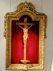 Carmel - Français:   Christ en croix de l\'ancien Carmel.
