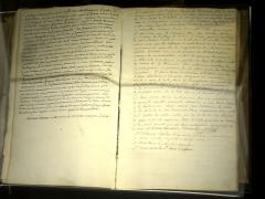 Carmel - Français:   Livre des vêtures et professions (1625-1789) de l\'ancien Carmel.