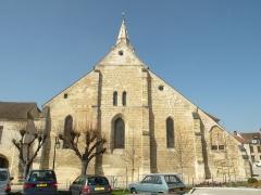 Eglise Saint-Christophe - Français:   église saint christophe de cergy, val d\'oise france