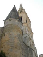 Eglise Saint-Christophe - Français:   eglise saint christophe cergy, 95, france