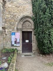 Eglise Saint-Christophe - Français:   Église Saint-Christophe de Cergy.
