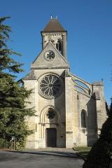Eglise Notre-Dame de l'Assomption - Deutsch: Katholische Pfarrkirche Notre-Dame de l'Assomption in Champagne-sur-Oise (Département Val-d'Oise) in der Region Île-de-France (Frankreich)