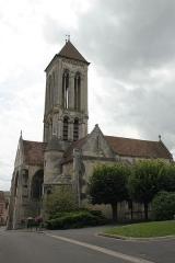 Eglise Notre-Dame de l'Assomption - Deutsch: Katholische Kirche Notre-Dame-de-l'Assomption in Champagne-sur-Oise (Département Val-d'Oise) in der Region Île-de-France (Frankreich)