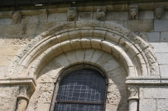 Eglise Saint-Sulpice - Deutsch: katholische Pfarrkirche Saint-Sulpice in Chars