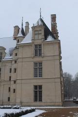 Domaine du Château d'Ecouen, actuellement musée de la Renaissance - Français:   Château d\'Écouen.