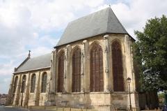 Eglise Saint-Acceul - Deutsch: katholische Pfarrkirche Saint-Acceul in Écouen