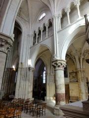 Eglise Notre-Dame -  Chœur, côté nord.