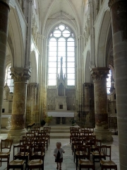 Eglise Notre-Dame -  Chœur.