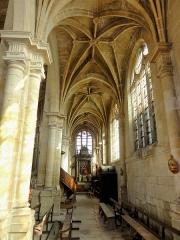 Eglise -  Bas-côté sud.
