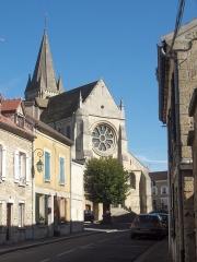 Eglise Saint-Symphorien -  Église Saint-Symphorien de Nesles-la-Vallée (Val-d'Oise)