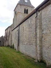 Eglise Saint-Martin - Français:   Église Saint-Martin d\'Omerville (voir titre).