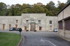 Domaine de Grouchy, actuellement Hôtel de ville -  Musée départemental des sapeurs pompiers d'Osny