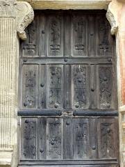 Eglise - Français:   Église Saint-Gervais-et-Saint-Protais de Saint-Gervais (voir titre).