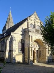 Eglise - Français:   Église Saint-Gervais-et-Saint-Protais de Saint-Gervais - voir titre.