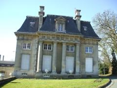 Château de Franconville -  petit chateau de saint martin du tertre (val d'oise) France  english small castle of saint martin du tertre