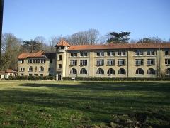 Château de Franconville -  francais: sanatorium du chateau de saint martin du tertre (val d'oise) france  english: Sanatorium of st martin du tertre castle's