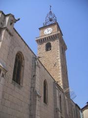 Cathédrale Saint-Jérôme -  Digne - Cathedral